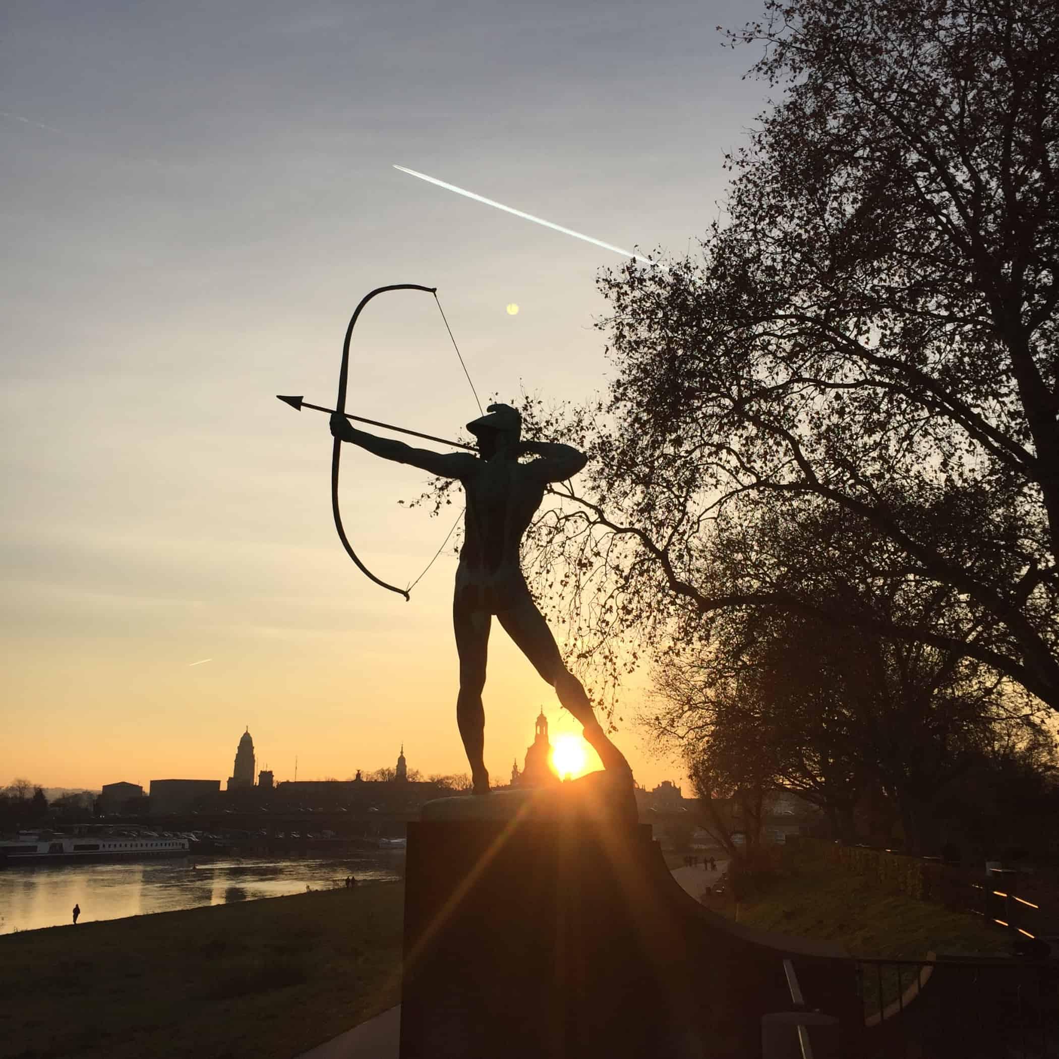 Bogenschütze Dresden - wir wollen, dass Herzen getroffen werden. Stoffwechsel