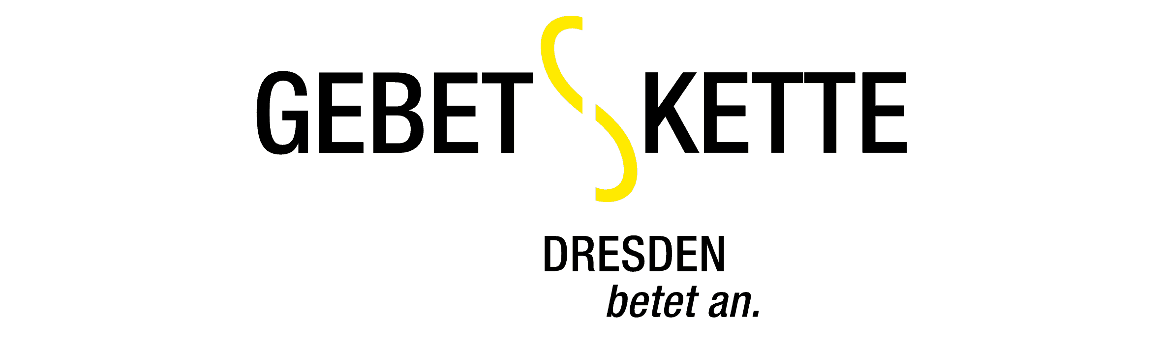 Gebetskette Dresden
