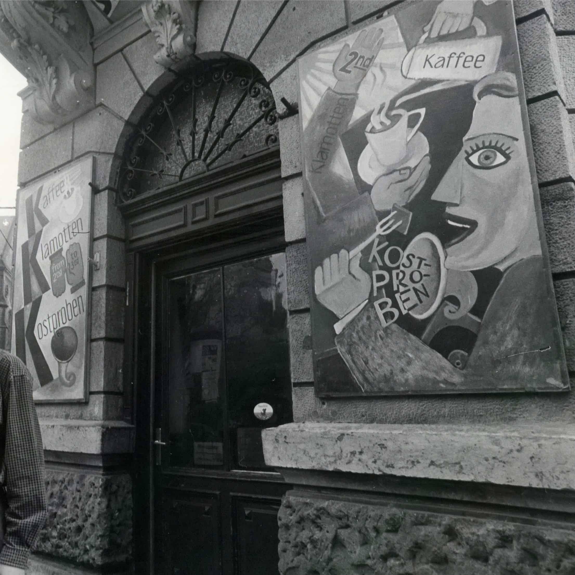 Front Café-Stoffwechsel in Dresden