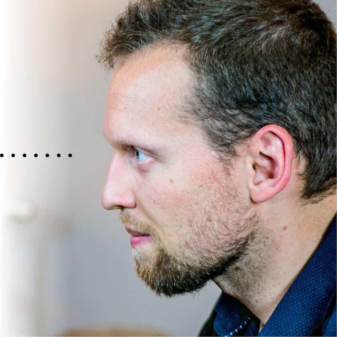 Auge in Auge: Zwei Typen - zwei Interviews